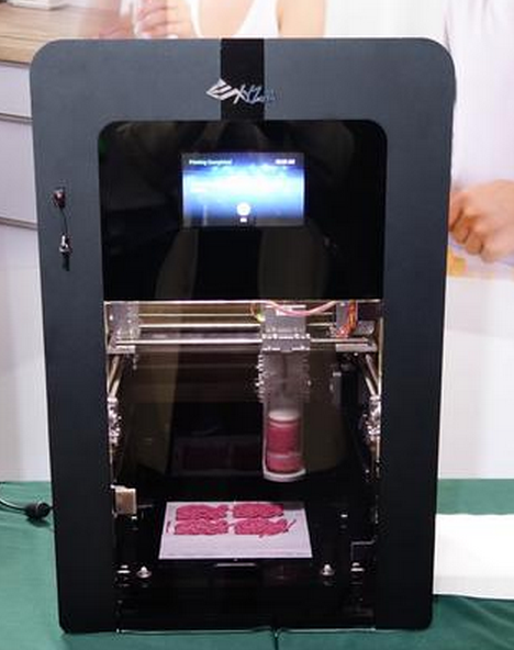 3d Food Printer by XYZ Printing