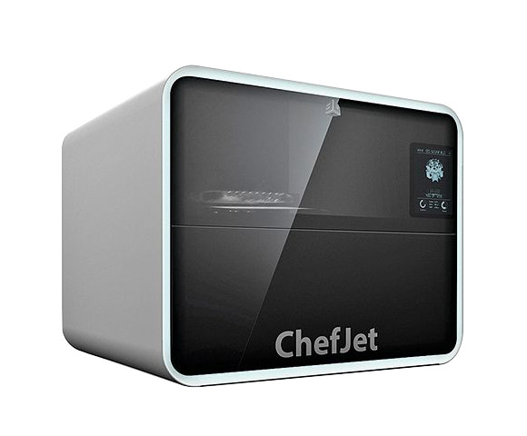 ChefJet by 3D Systems