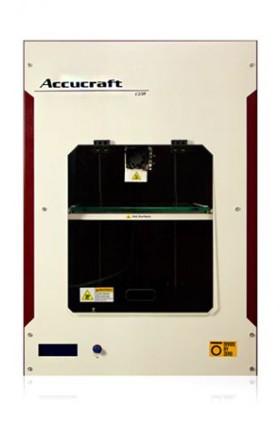 Accucraft i 250  3D printer